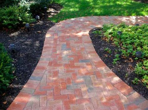 brick walks westchester county ny stone walkways custom brick walkways paver walkways fairfield county ct