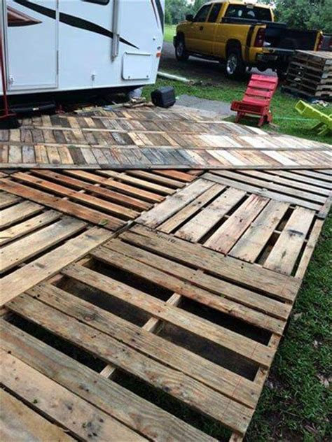 diy pallet deck ideas and 99 pallets