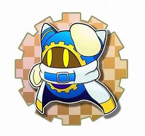Sticker Magolor by riodile on DeviantArt