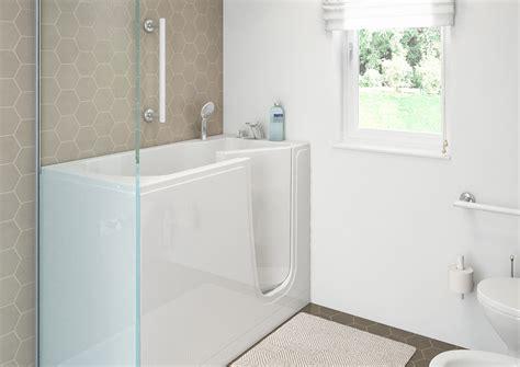 bathtubs  door   elderly goman