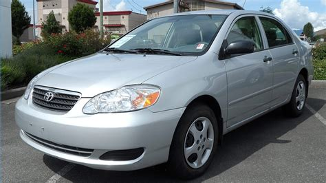 (sold) 2007 Toyota Corolla Ce Preview, For Sale At Valley