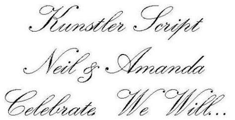 fiddling  fonts celebrate
