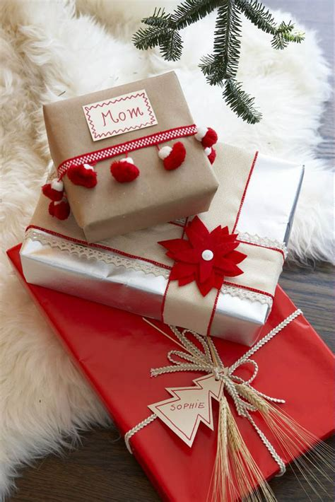 creative christmas gift wrapping ideas design swan