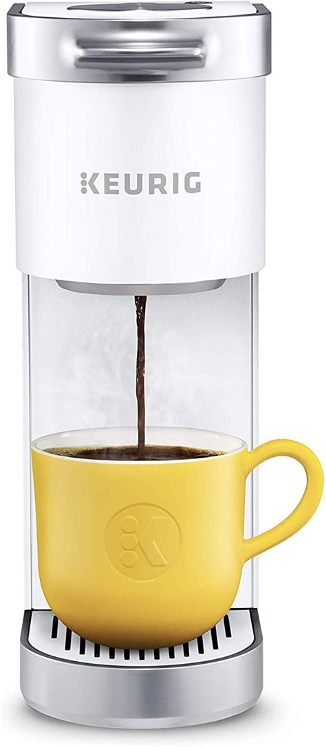 Essentially, it's best to consider several features before buying a keurig coffee maker Keurig K-Mini Plus Coffee Maker, Single Serve K-Cup Pod Coffee Brewer, Comes With 6 to 12 oz ...