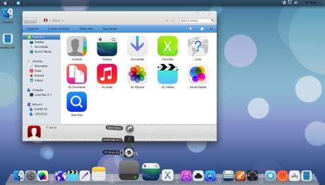 theme de bureau windows 7 captures d 39 écran screenshots et images de thème pour