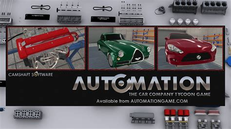 automation  car company tycoon game december