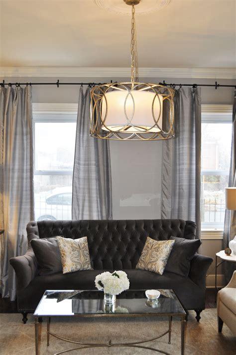 Lovesac Sydney by Filing Cabinet Light Grey Velvet Sofa