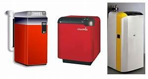 Chaudiere Au Fioul : chaudi re le choix de votre machine ~ Edinachiropracticcenter.com Idées de Décoration