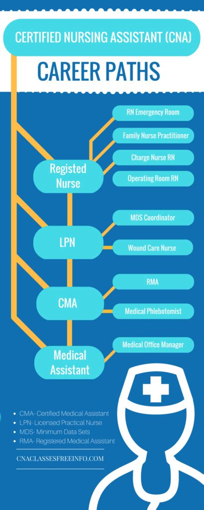 11703 career path infographic cna career paths infographics cna classes free info