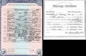 Las vegas marriage license images frompo for Las vegas wedding license