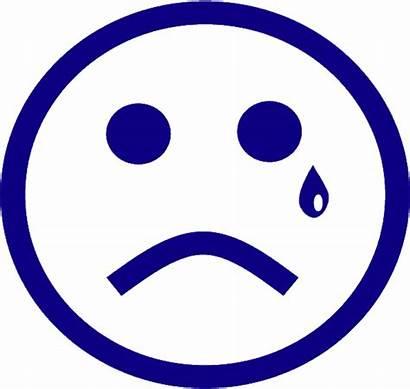 Sad Faces Cliparts