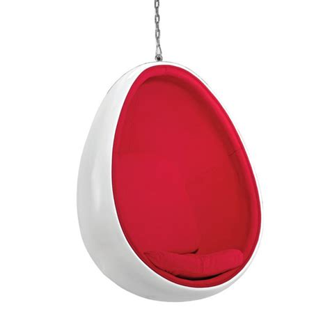 egg chair hanging from ceiling ikea hang out like a pro in these kick hanging chairs