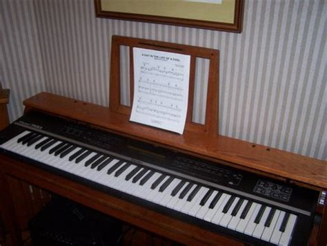 plans  wooden keyboard stand  woodworking