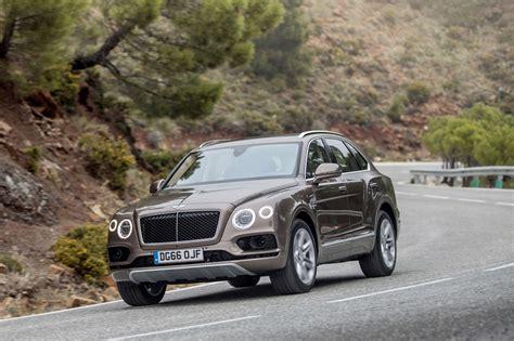 bentley bentayga 2017 bentley bentayga diesel review caradvice