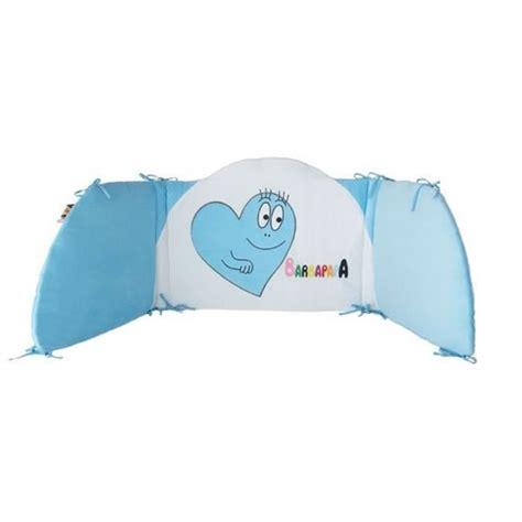 chambre barbapapa barbapapa tour de lit 40 x 180 cm bleu garçon bleu et
