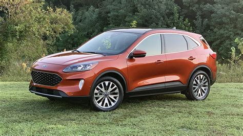 They are priced at $32,650. 5 Things You Should Know About the 2020 Ford Escape Hybrid ...