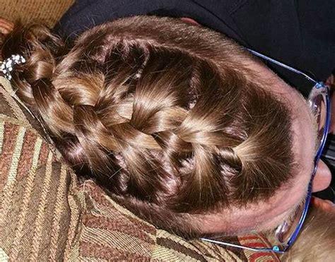 man braid hairstyle guide  braided man bun trend man