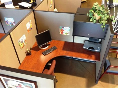 Office Desk Las Vegas by 6x6 Cubicle With Privacy Panel New Office Las