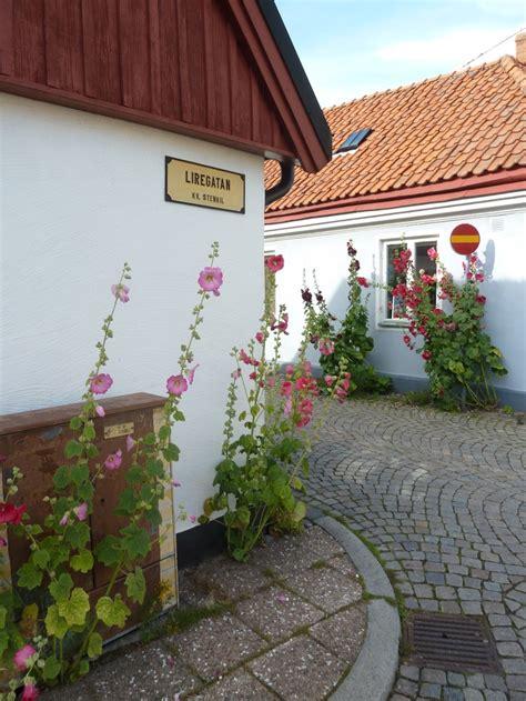 ystad flower sweden wallander idyllic town favorite scandinavian beach houses interior visit swedish places
