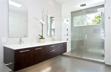 Contemporary Bathroom Cabinet by Contemporary Bathrooms Cabinets Beyond