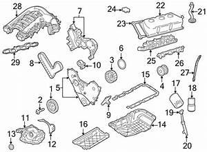 Dodge Magnum Engine Intake Manifold  3 5 Liter  Upper