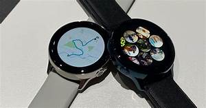 Hands-on With Samsung U2019s New Galaxy Watch Active