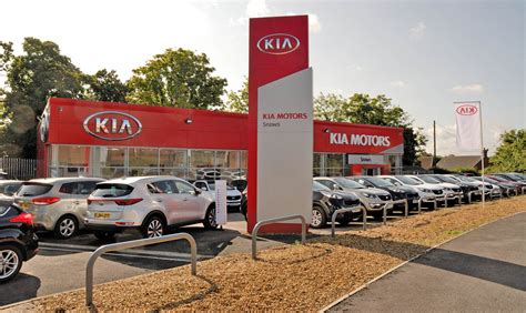 Car Dealers by In The Pipeline As Snows Opens Kia Dealership In