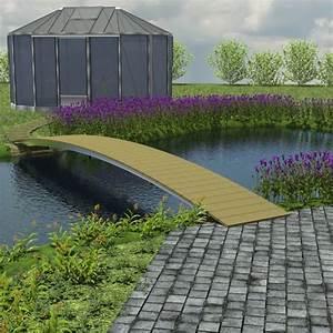 Brücke Für Gartenteich : naturagart shop br cke 100 cm x 600 cm online kaufen ~ Whattoseeinmadrid.com Haus und Dekorationen