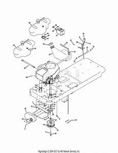 Troy Bilt 17wf2acs011 Colt Xp  2011  Parts Diagram For