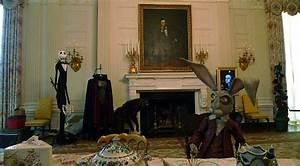 Inside Obamas' secret Alice In Wonderland-themed Halloween