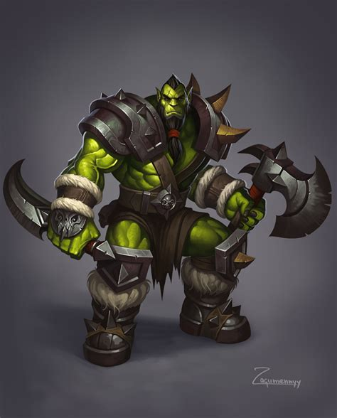 Wc3 Orc Quotes