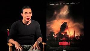 Victor Rasuk Talks Godzilla & Saving the World! - YouTube