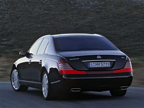 Daimler: Maybach Brand To Make A Comeback