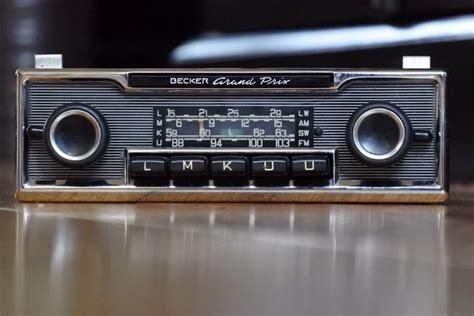 becker grand prix classical topradio 1960s 70s catawiki