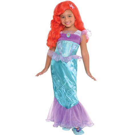 girls ariel costume   mermaid party city