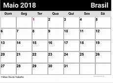 Brasil Mes Calendrio 2018 newspicturesxyz