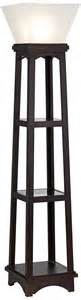 100 mainstays etagere floor l shade cool