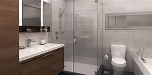 amenager une petite salle de bain en longueur interesting With amenager une petite salle de bain en longueur
