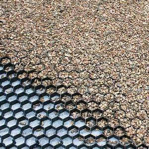 Gravier A Beton : stabilisateur de gravier drainant et 100 recyclable ~ Premium-room.com Idées de Décoration