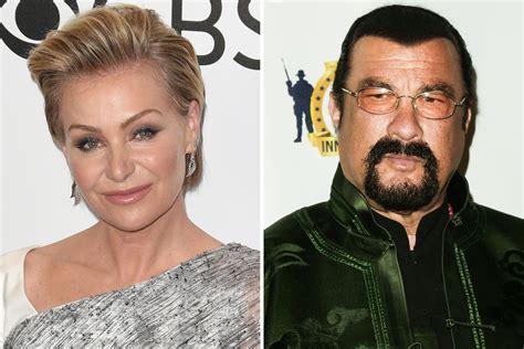 And Portia by Portia De Says Steven Seagal Sexually Harassed