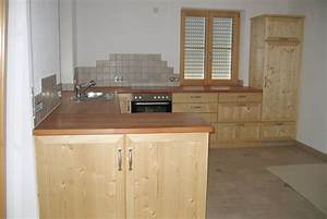 kuche massivholz buche ubhexpocom With arbeitsplatte küche buche