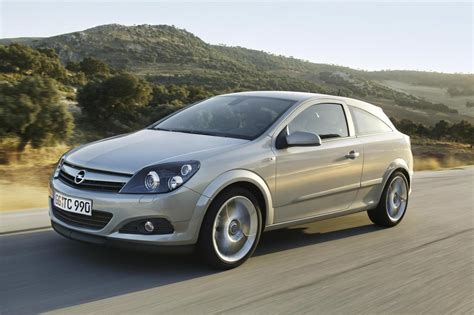 2007 Opel Astra Gtc Picture 140631 Car Review Top Speed