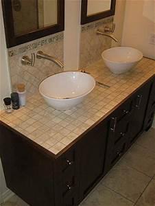 Salle De Bain En L : salles de bain cr ations folie bois rive sud salles de bain ~ Melissatoandfro.com Idées de Décoration