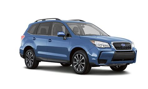 subaru forester trim levels compare trim specs