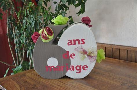 une urne pour  ans de mariage les bricos de beca