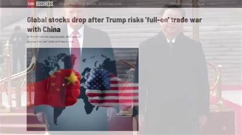 China U. S Trade War Heading To Economic Collapse ...