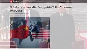 China U  S Trade War Heading To Economic Collapse
