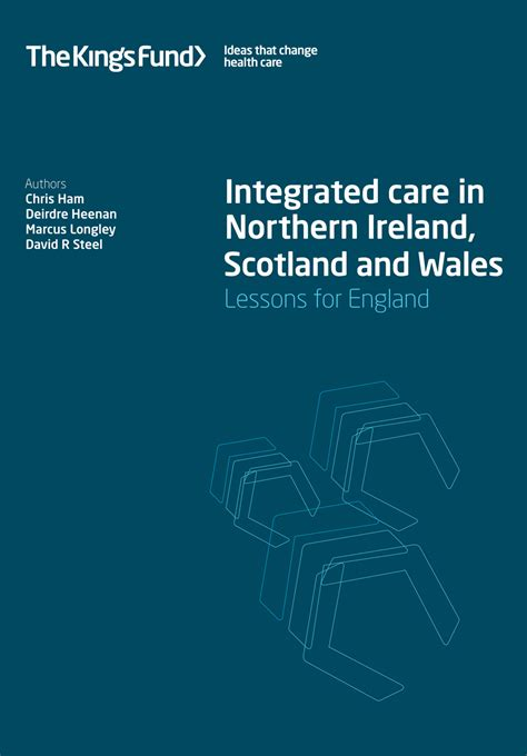 integrated care  northern ireland scotland  wales