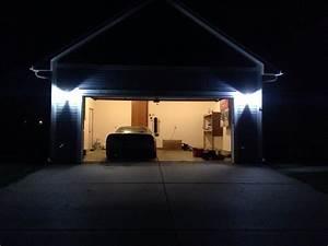Garage Exterior Lighting