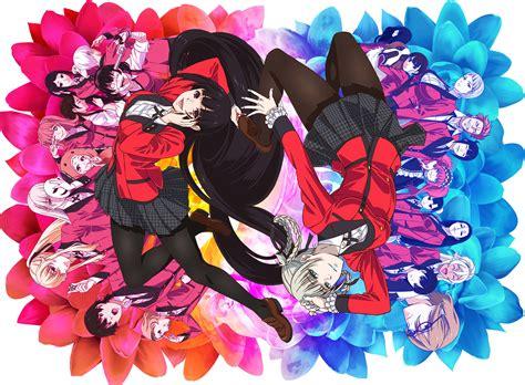Download Kakegurui×× 1080p X265 Eng Sub Encoded Anime Anidl